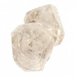 Plug oorpiercing 12 mm Jaspis rood