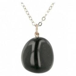 Labradoriet piramide 30 mm edelsteen