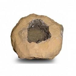 Hematiet kruis hanger 14 mm